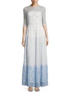 Manoush Coquette Maxi Dress