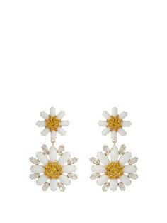 Women's Statement Earrings Trend   Style Advice at MATCHESFASHION.COM US