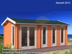 Gartenhaus Nice