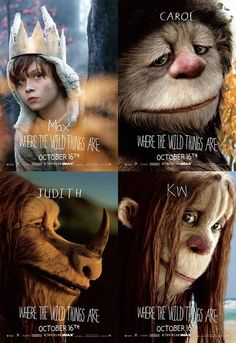 Where the Wild Things Are Brought me back to childhood...watched it w/ my son, after reading the book over and over and over again!