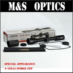 236.80$  Buy now - http://aliwhp.shopchina.info/go.php?t=32616366507 - MARCOOL EVV 4-16X44 SFIRGL FFP Red&Green Sights Iluminated Optical Sight Tactical Gun Scopes For Rifles 236.80$ #buyonline