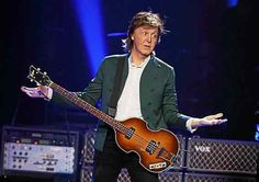 Paul McCartney -- seen during his 2015 concert at Joe Louis Arena -- returns Oct. 1 to play the new Little Caesars Arena. (Photo by Ken Settle)