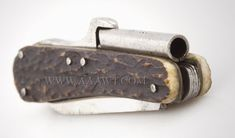 Pistol, Pinfire, Folding Knife Pistol_facing right_308-335.jpg (600×352)