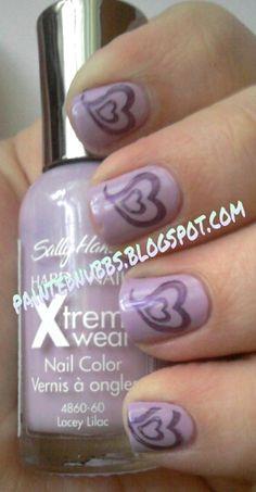 Painted Nubbs: Valentine's Look #2