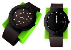Designer Uhr TIWE Concept
