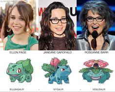 Pokemon Celebrity Evolutions... - Album on Imgur