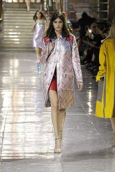 mytheresa.com - Jacquard Coat ◊ Miu Miu ♦ mytheresa - Luxury Fashion for Women / Designer clothing, shoes, bags