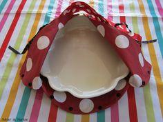 Sac à tarte... - Les créations Bijoux et Accessoires de Marlène Plastic Cutting Board, Creations, Accessories, Jewerly