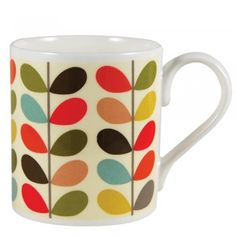 Orla Kiely Multi Stem Mug - Orla Kiely from eggcup & blanket UK