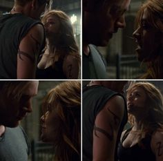 "#Shadowhunters 2x12 ""You Are Not Your Own"" - Jace and Clary"