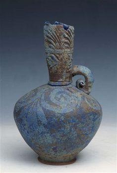 Carlos Versluys.  stoneware.