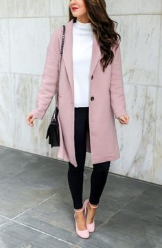 Cute Outfits Ideas To Wear During Spring 34