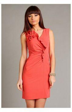 Robe Model Chantale Coraille 61449 Vera Fashion