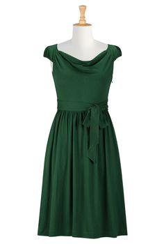 Women's stylish dress - Evening Dress, Cocktail Dress, Prom Dress, and Party Dress from eShakti - | eShakti.com