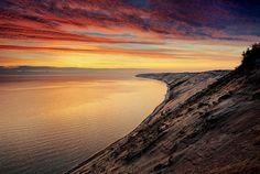 A must see spot... The Log Slide, Lake Superior (near Grand Marais).