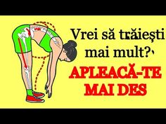 🍀 5 exercitii care ne intineresc organismul | Eu stiu TV - YouTube The Creator, Workout, Tv, Youtube, Diet, Abstract, Summary, Work Out, Television Set
