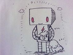 robots have hearts too