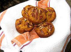 Cinnamon Roll Squash Muffins