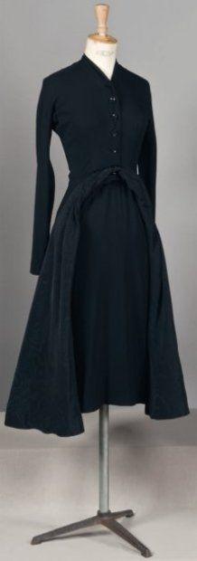 1950's Jacques FATH Haute Couture