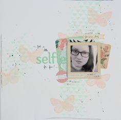 Just a little selfie... par Libélula