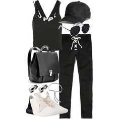 Untitled #19870 by florencia95 on Polyvore featuring мода, Topshop, Abercrombie & Fitch, adidas Originals, Proenza Schouler and Monica Vinader