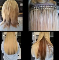 Gorgeous Long Blond Hair Extensions  http://instagram.com/hairbeautynw Hair&Beauty / Nadine W. ❥ ✂️ Haarextensions-specialist &'Beautician /  076 379 10 93- Zürich Volketswil / hairbeautynw@hotmail.com