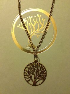 Insurgent inspired antique bronze plated by ForeverTrinkets, $15.00