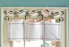 kitchen curtain ideas - Google Search