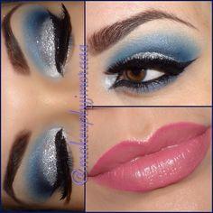 Winter Wonderland Holiday Makeup https://www.makeupbee.com/look.php?look_id=93952