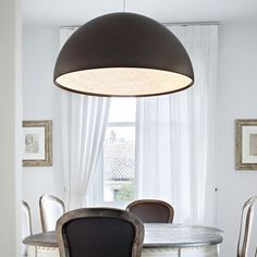 Designed by Marcel Wanders, the Flos Skygarden Suspension Light combines contemporary industrial style with classic floral detailing. Marcel, Interior Exterior, Interior Design, Gypse, Home Furniture, Furniture Design, Suspension Design, Sky Garden, Dining Room Lighting