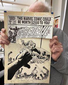 Frank Miller, The Man, Marvel Comics