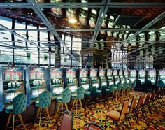 All photos by Joe Johnson Over the last five years, photographer Joe Johnson has been documenting the disorienting neon interiors of casinos in Reno, Nevada in a photo series called...