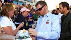 Congrats to Dale, Jr - Most Popular Driver again - 10 years straight!