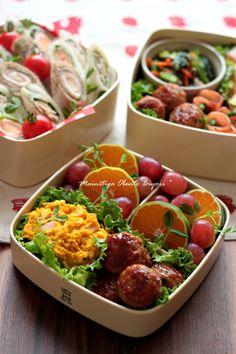 あ~るママ『2011運動会サンドイッチのお弁当~行楽用のお弁当~』