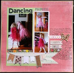 Dancing Fairies - Scrapbook.com