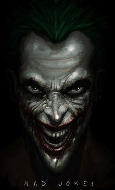 Joker by Saad Irfan