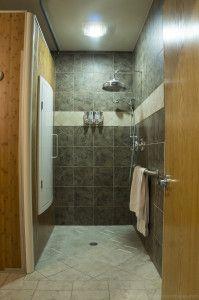 Shower Access