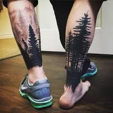 Resultado de imagen para tree sleeve tattoo
