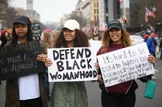 Like I mentioned earlier, this ain't our first time at the rodeo. | Community Post: 31 Women's March Posters That Perfectly Illustrate Black Women's Problem With Feminism