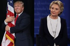 Hillary Clinton Practiced Avoiding Trump's Hugs Before Debates