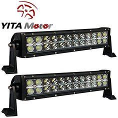 YITAMOTOR 2 X 72W 12 inch Spot Flood Combo LED Work Light Bar Driving SUV Boat Car Off Road, http://www.amazon.com/dp/B019OL8BLK/ref=cm_sw_r_pi_awdm_x_OO0hyb75QFQY2