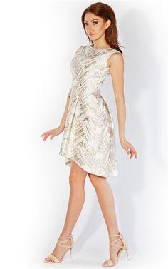 buyinvite.com.au - Roseta Sleeveless Dress Gold Belts
