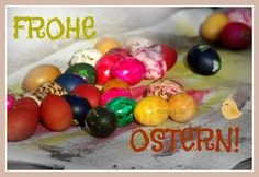 Frohe Ostern 2013!