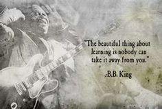 Tell it...BB King