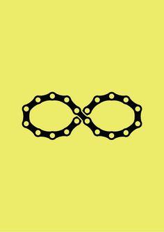 Bike Chain Infinity