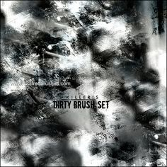 Dirty Grunge 17 - Download  Photoshop brush https://www.123freebrushes.com/dirty-grunge-17/ , Published in #GrungeSplatter. More Free Grunge & Splatter Brushes, http://www.123freebrushes.com/free-brushes/grunge-splatter/ | #123freebrushes