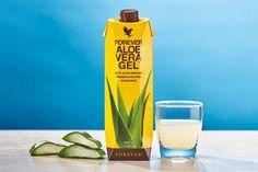 Forever Aloe Vera Gel™ | Forever Living Products Austria Forever Aloe, Aloe Vera Gel Forever, Forever Living Aloe Vera, Clean9, Vodka Bottle, Water Bottle, Gel Aloe, Jus D'orange, Forever Living Products