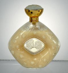 LALIQUE PERFUMES LE BAISER PERFUMED BODY VEIL SPRAY 3.3 0Z. / 100 ML. 95% FULL #LALIQUE