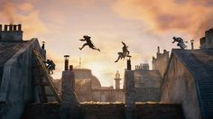 Assassin's Creed parkour