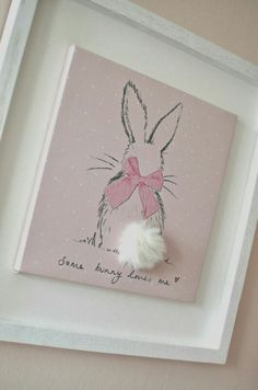 Rabbit canvas